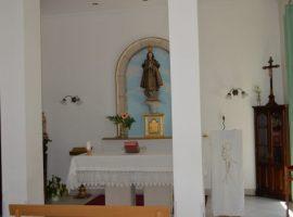Altar com Imagem