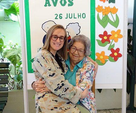Comemoração do Dia Mundial dos Avós